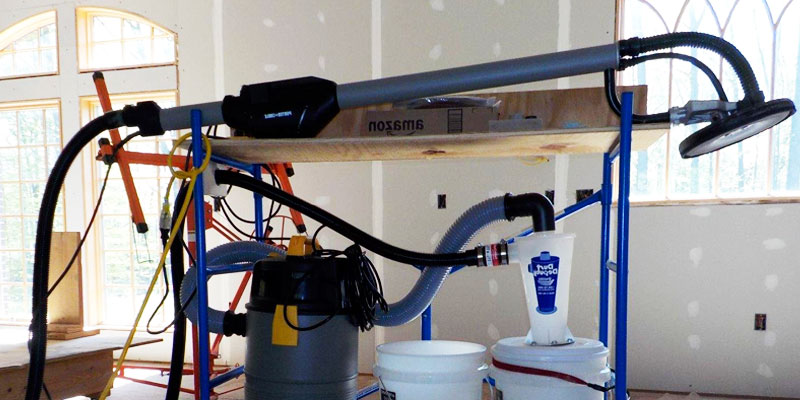 PORTER-CABLE Drywall Sander application