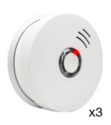 Sobrovo (GS528A) Battery Operated Smoke Detector