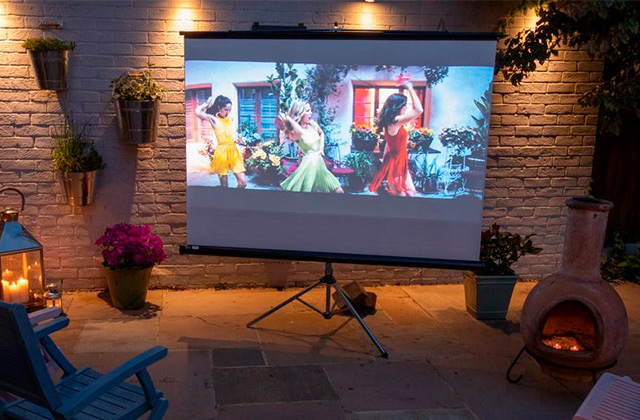 Best  Projector Screens