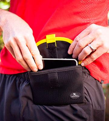Review of Running Buddy Magnetic Pouch Water-Resistant Inner Pocket