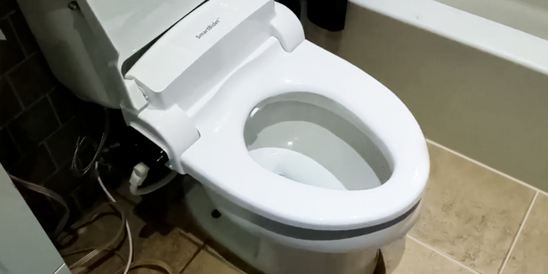 Review of SmartBidet SB-1000 Electric Bidet Seat with Heating