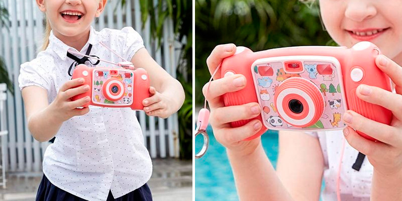 Review of Victure (KC400) 2 Inch Kids Camera