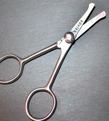 Review of Kovira Adjustable Nose Hair Scissors