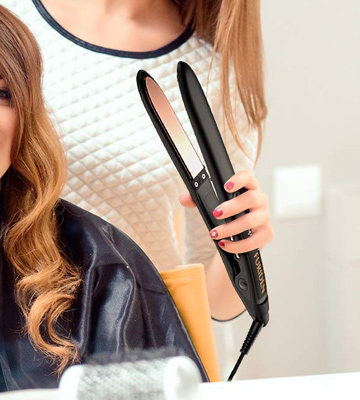 Review of Furiden Straightening and Curling Titanium Flat Iron