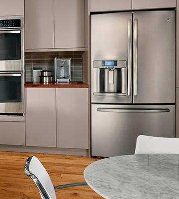 Review of GE 27.7 Cu.Ft. French Door Refrigerator