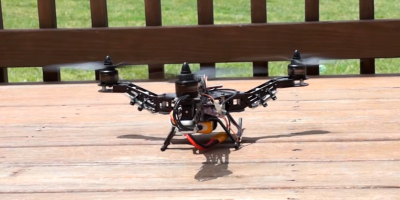 Detailed review of T-Trees Y3 Tricopter