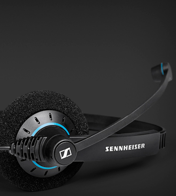 Review of Sennheiser SC60-USB-CTRL Culture Series Wideband Headset