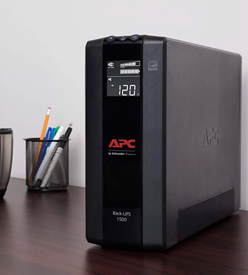 Review of APC BX1500M 1500VA Battery Backup & Surge Protector