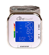 Care Touch Wrist Blood Pressure Monitor