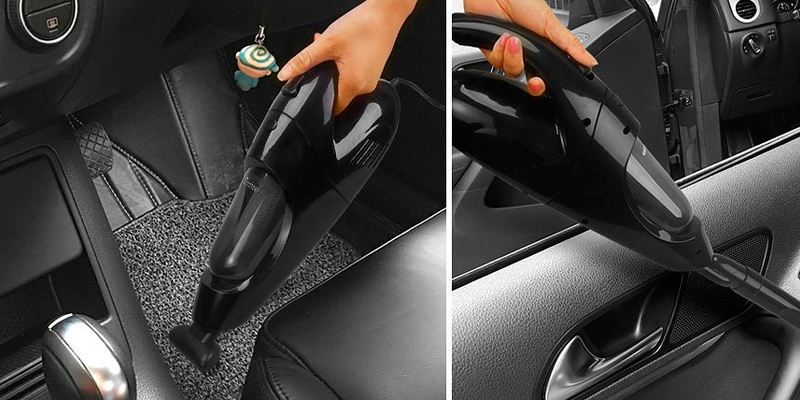 Detailed review of Onshowy OXCQ-0058 Handheld Car Vacuum Cleaner