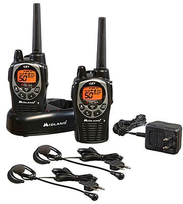 Review of Midland GXT1000VP4 Two-Way Radio