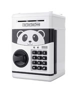Jhua Panda Piggy Bank Electronic Password