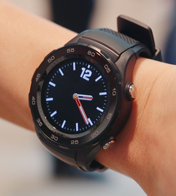Review of Huawei Watch 2 (Leo-B09 B) Sport Smartwatch