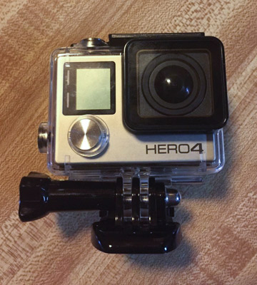 Review of Yimobra CH01A Waterproof Housing Case for Gopro Hero 4 3+ Protective 131FT/40M