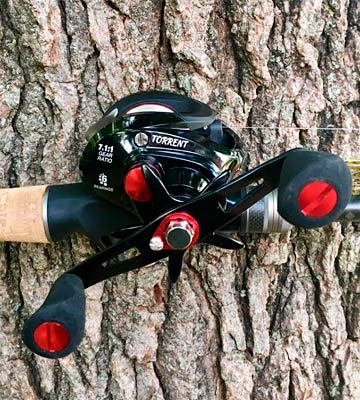 Review of Piscifun 18LB Carbon Fiber Drag Torrent Baitcasting Fishing Reel