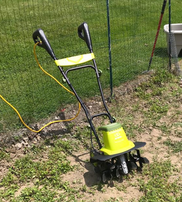Review of Sun Joe TJ603E 16-Inch 12-Amp Electric Tiller and Cultivator