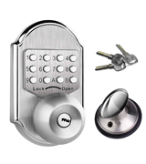 Motovecor Mechanical Keyless Entry Door Lock