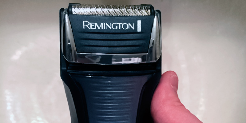 Review of Remington F5-5800 Foil with Interceptor Shaving Technology