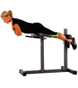 Marcy JD3.1 Hyperextension Roman Chair
