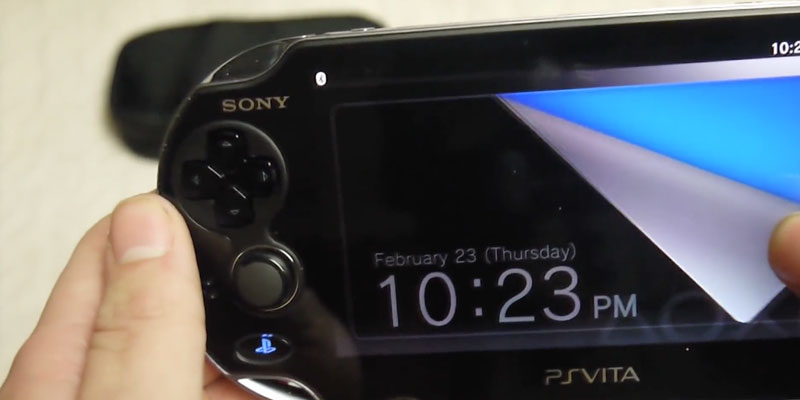 Detailed review of Sony PlayStation Vita WiFi