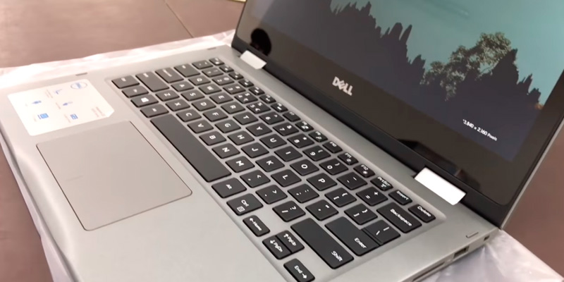 "Review of Dell Inspiron 5000 (i5379-5893GRY) 2-in-1 13.3"" FHD Touch Display (i5-8250U, 8GB RAM 256GB SSD)"
