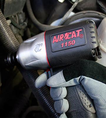 "Review of AIRCAT 1150 Killer Torque 1/2"" Black"