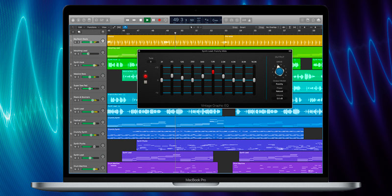 Detailed review of Apple Logic Pro X
