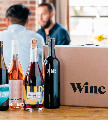 Review of Winc Wine Club