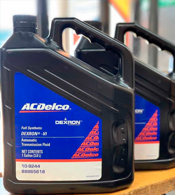Review of ACDelco 10-9395 Dexron VI Automatic Transmission Fluid, 1 Gallon