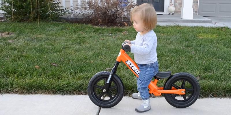 Review of Strider Classic Balance Bike
