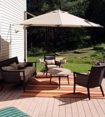 Review of Abba Patio Cantilevered