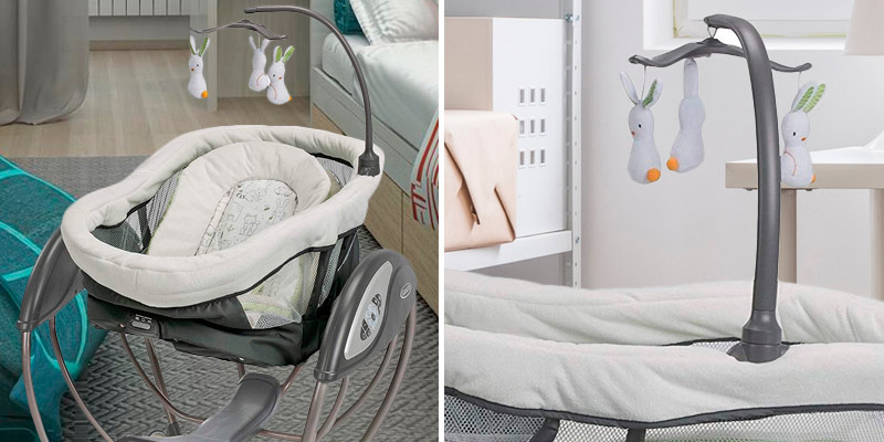 Review of Graco DuoGlider Baby Swing