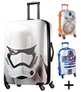 "American Tourister Star Wars 28"" Hard Side Spinner"