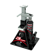 Alltrade 640912 All-In-One Bottle Jack with Jack Stand (3-Ton Capacity)