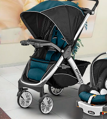 Review of Chicco Bravo Trio Travel System
