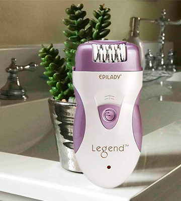 Review of Epilady Legend EP-810-33 4th Generation Rechargeable Epilator