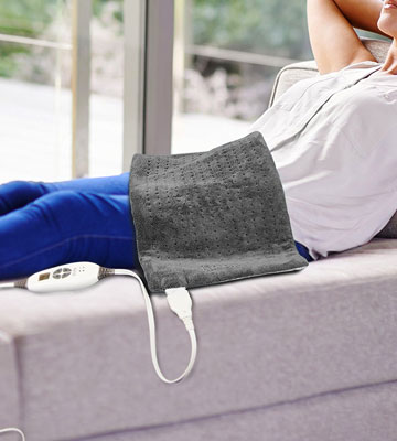 Review of Pure Enrichment XL King Size Heating Pad