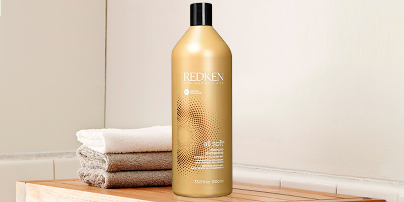Review of REDKEN All Soft Shampoo For Dry Brittle Hair