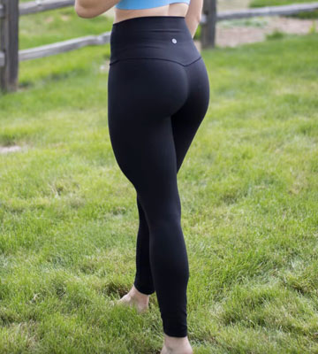 Review of Lululemon Length Yoga Pants Align Pant Full