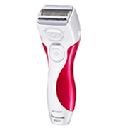 Panasonic ES2207P Cordless Women's Electric Razor