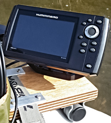 Review of Humminbird Helix GPS G2