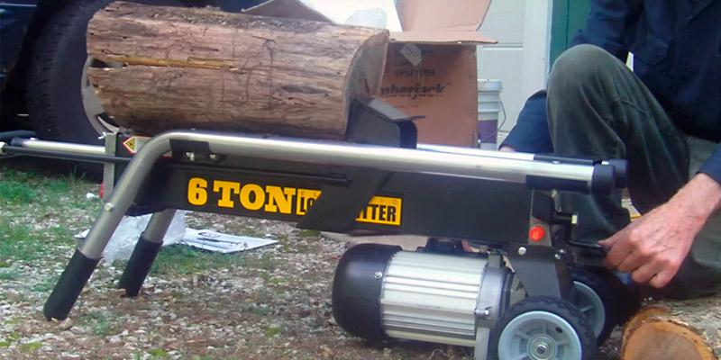 Review of WEN 56206 6-Ton Electric Log Splitter