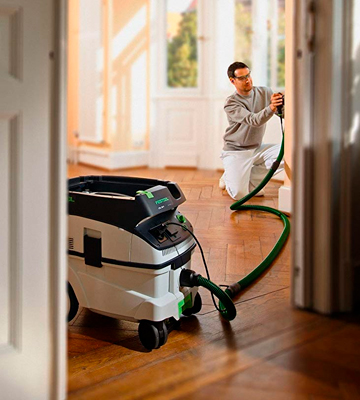 Review of Festool CT 26 E HEPA Dust Extractor