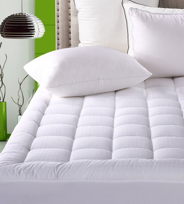 Review of Balichun Mattress Pad Fitted Quilted Mattress Pad Cover