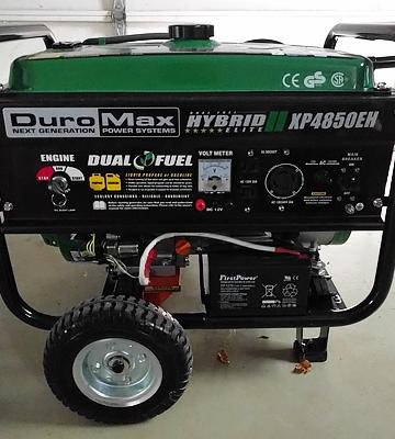 Review of Duromax XP4850EH Portable Generator
