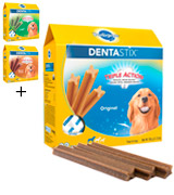 PEDIGREE 10162399 Dentastix Large Dog Treats
