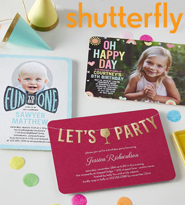 Review of Shutterfly Personalized Photo Cards and Stationery