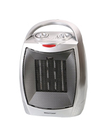 Brightown PTC-HD-905 Ceramic Space Heater with Adjustable Thermostat