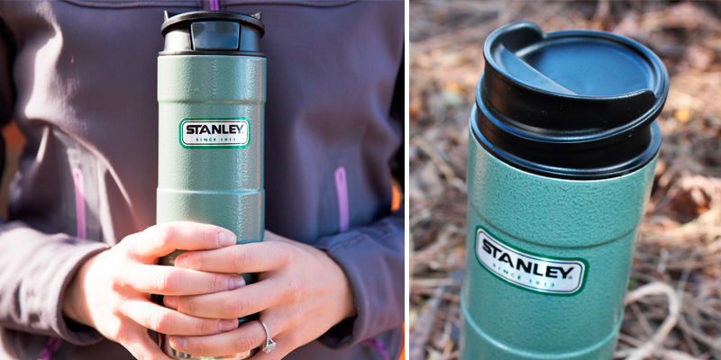 Review of Stanley Classic One Hand 16 oz Vacuum Travel Mug