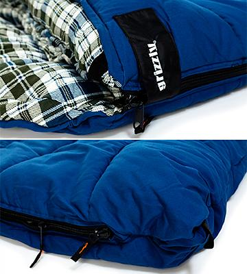 Review of Black Pine Grizzly 2-Person Sleeping Bag